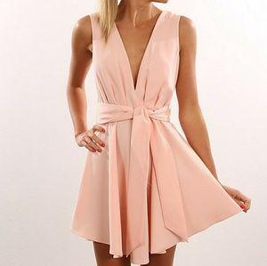 Dresses & Skirts - Woman's v line dress